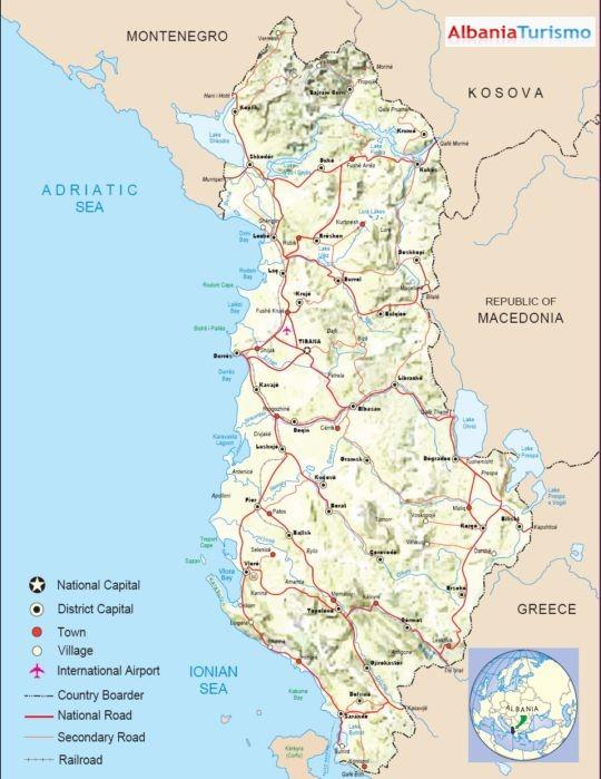 mappaturistica_albania