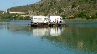 ALBANIA IN CAMPER