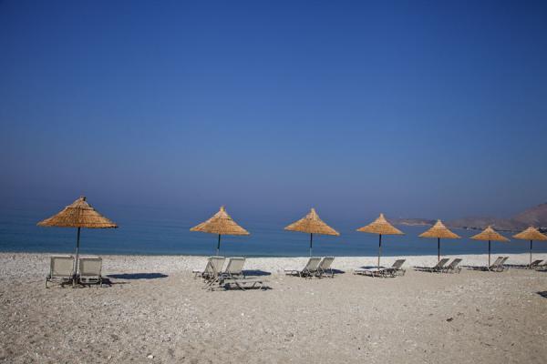 Spiaggia di Borsh Albania