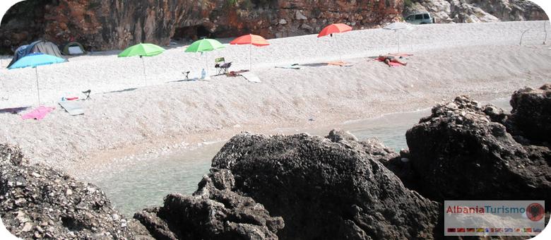 Spiaggia di Palas Albania